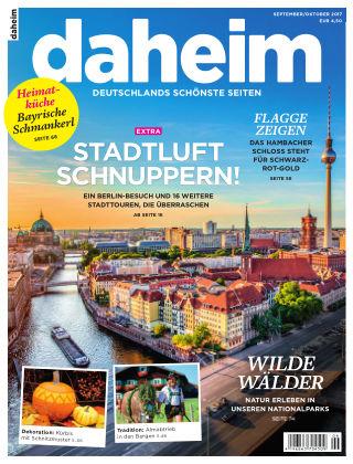 daheim Sep/Okt 2017