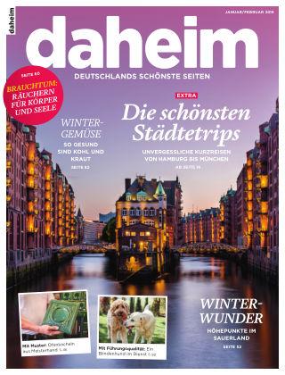 daheim Jan-Feb 2019