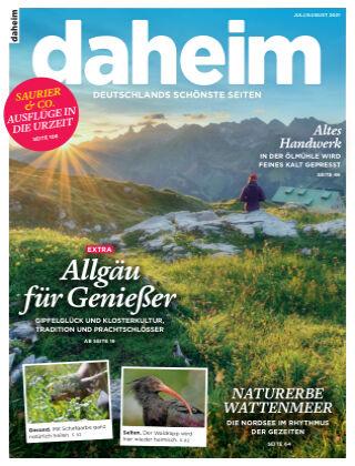daheim July/August 2021