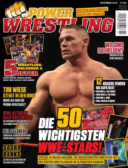 Power-Wrestling October 21, 2016 00:00