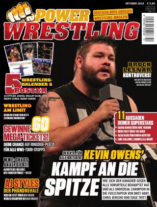 Power-Wrestling 10/16