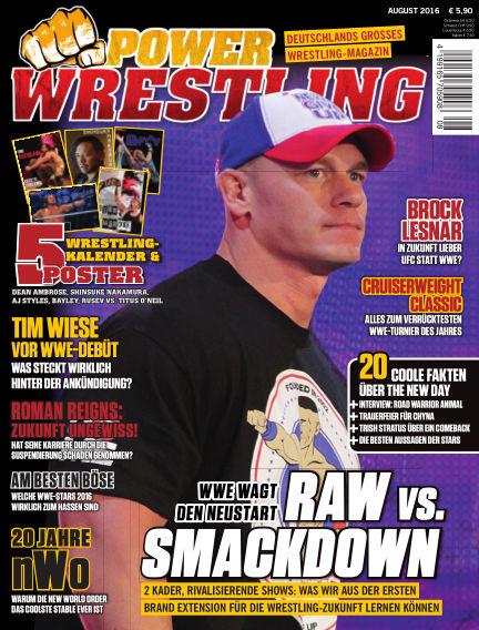 Power-Wrestling July 22, 2016 00:00