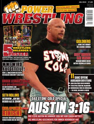 Power-Wrestling 07/16