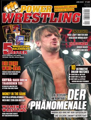 Power-Wrestling 06/16