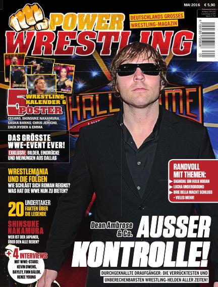 Power-Wrestling April 22, 2016 00:00