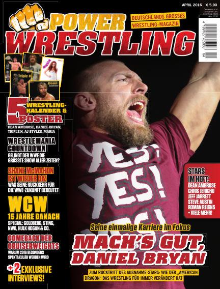 Power-Wrestling March 18, 2016 00:00
