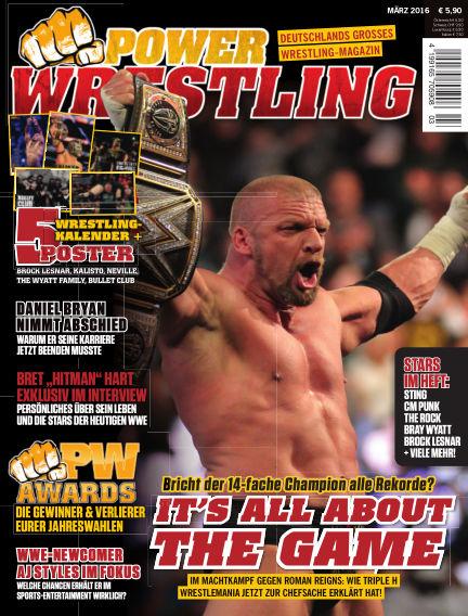 Power-Wrestling February 26, 2016 00:00