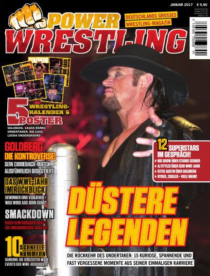 Power-Wrestling December 16, 2016 00:00