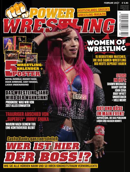 Power-Wrestling January 27, 2017 00:00