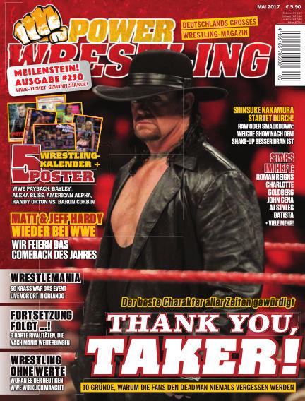 Power-Wrestling April 28, 2017 00:00