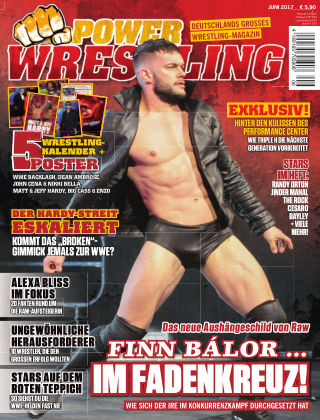 Power-Wrestling 06/17