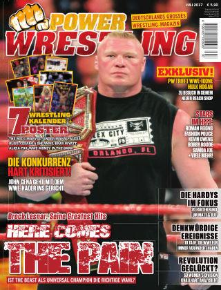 Power-Wrestling 07/17