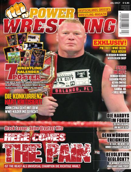 Power-Wrestling June 23, 2017 00:00