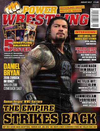 Power-Wrestling 08/17