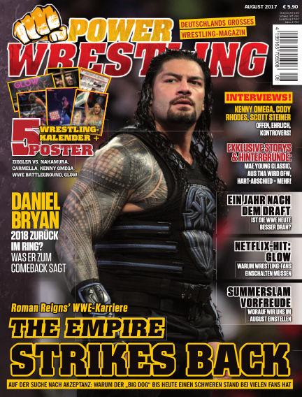 Power-Wrestling July 21, 2017 00:00