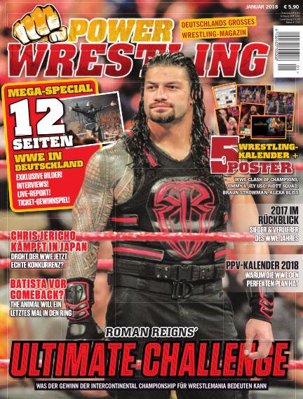 Power-Wrestling December 15, 2017 00:00