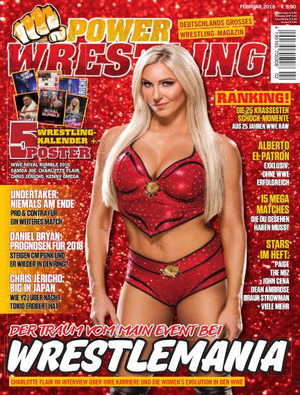 Power-Wrestling January 26, 2018 00:00