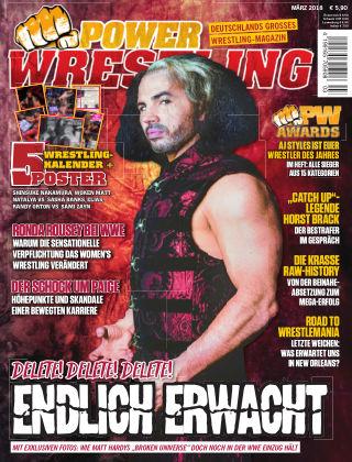 Power-Wrestling 03/18