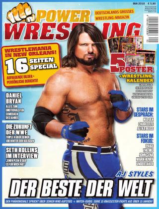 Power-Wrestling 05/18