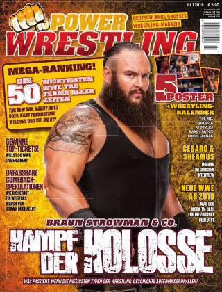 Power-Wrestling 07/18