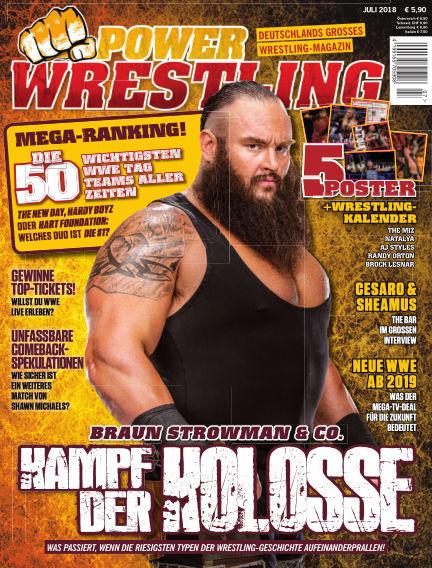 Power-Wrestling June 22, 2018 00:00