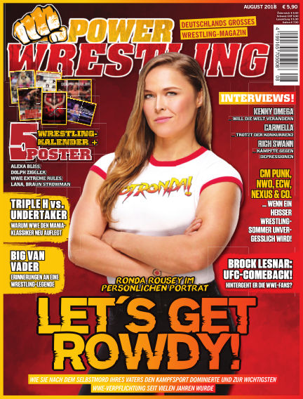 Power-Wrestling July 20, 2018 00:00