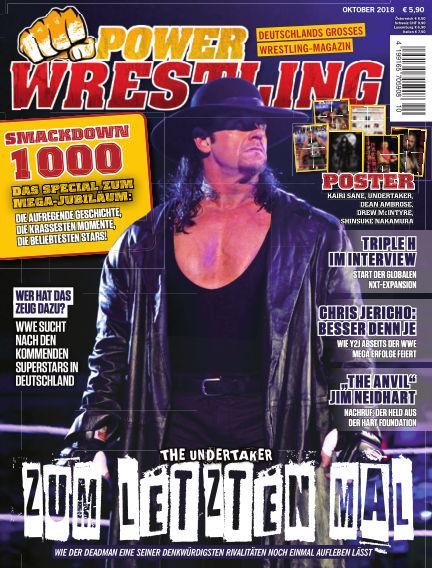 Power-Wrestling September 14, 2018 00:00