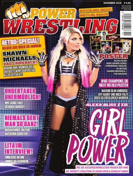 Power-Wrestling October 19, 2018 00:00