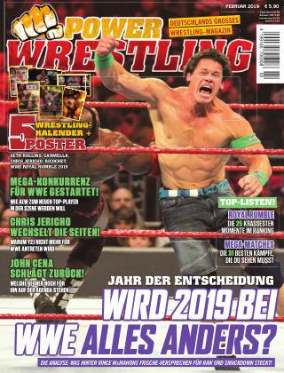 Power-Wrestling 2/19