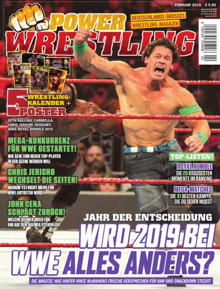 Power-Wrestling January 25, 2019 00:00