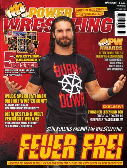 Power-Wrestling February 22, 2019 00:00