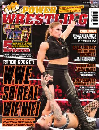 Power-Wrestling 4/19
