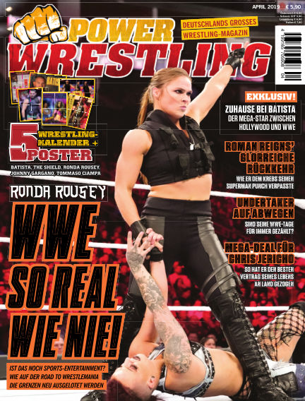 Power-Wrestling March 22, 2019 00:00
