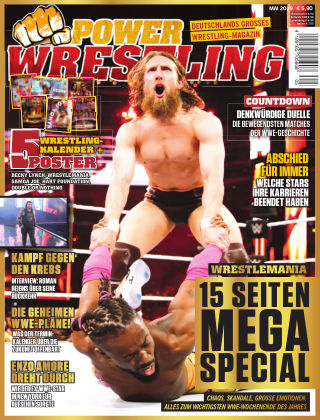 Power-Wrestling 5/19