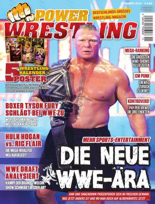 Power-Wrestling 11/19