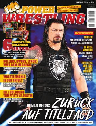 Power-Wrestling 2/20