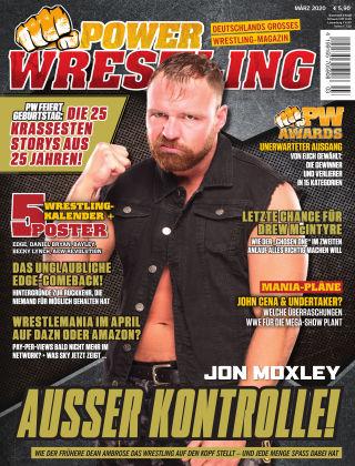 Power-Wrestling 3/20