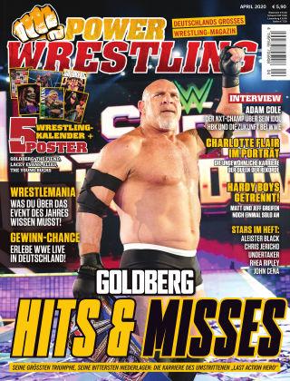 Power-Wrestling 4/20