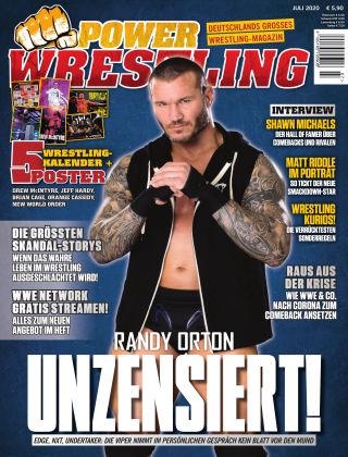 Power-Wrestling 7/20