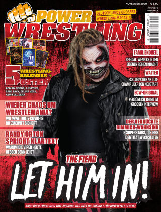 Power-Wrestling 11/20