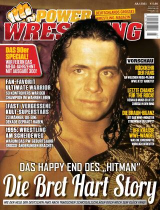 Power-Wrestling 07/21