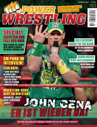 Power-Wrestling 8/21