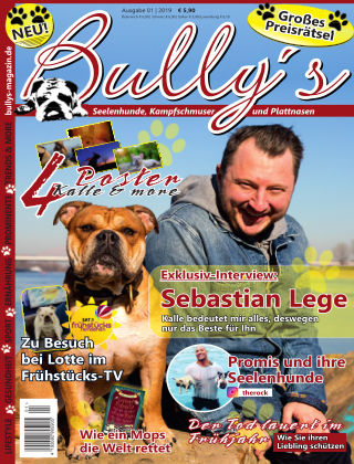 Bully's - Das Magazin 1-19
