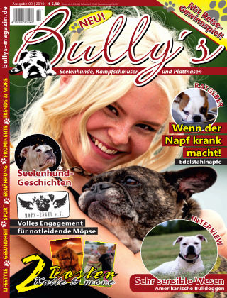 Bully's - Das Magazin 3-19