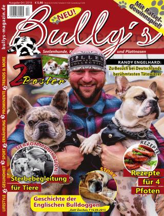 Bully's - Das Magazin 4-19