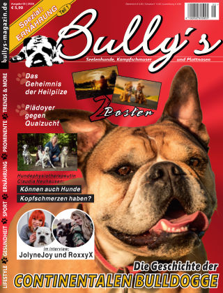 Bully's - Das Magazin 05-20