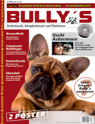 Bully's - Das Magazin 5/21