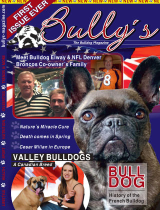 Bully's – The Bulldog Magazine 1