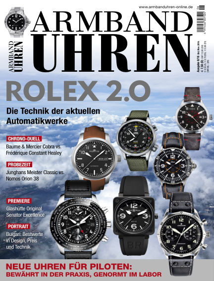 ARMBANDUHREN October 19, 2016 00:00