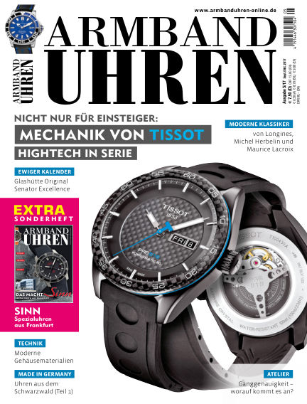 ARMBANDUHREN September 06, 2017 00:00